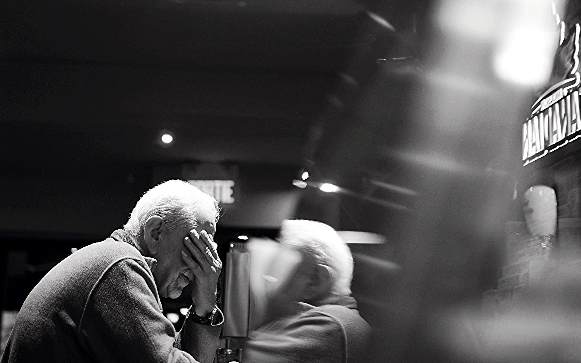 La depressione senile
