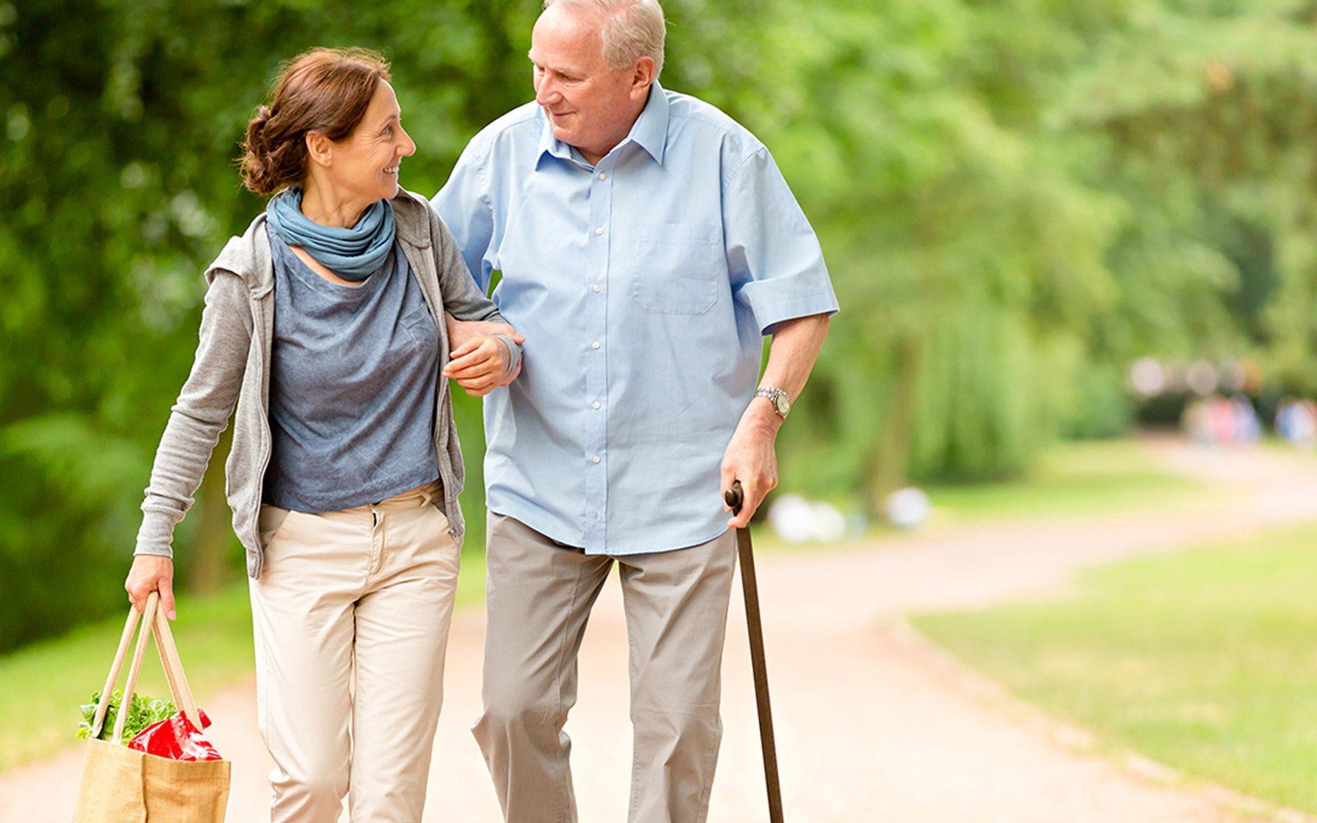 Caregiver e terza età